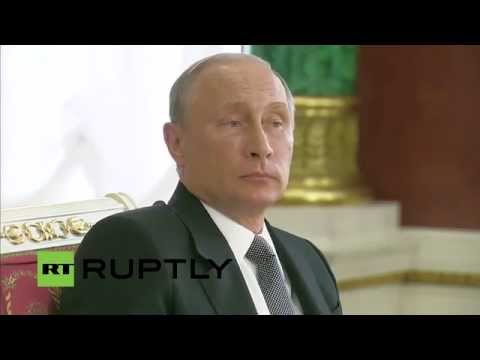 LIVE: Putin and Egypt's President el-Sisi hold press conference following their meeting