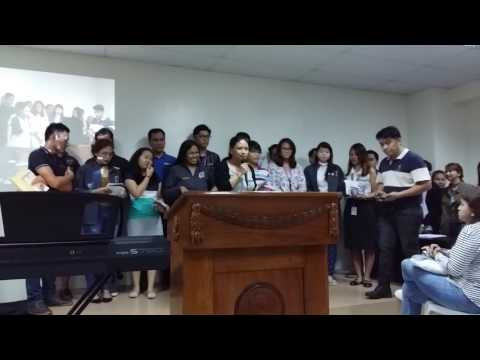 Arellano Law Singers
