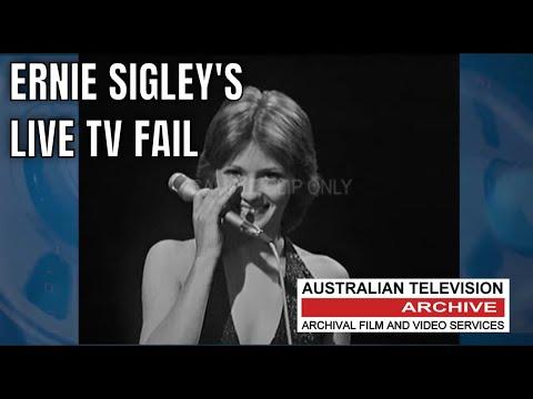 Debra Byrne, Ernie Sigley Show