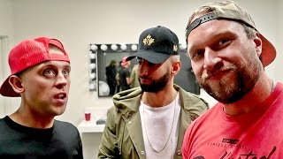 ROMAN AND FOUSEY TEACH ME TO VLOG!