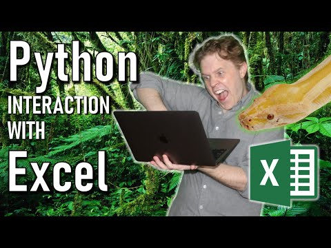 Python Tutorial | Using Python to Interact with Excel thumbnail