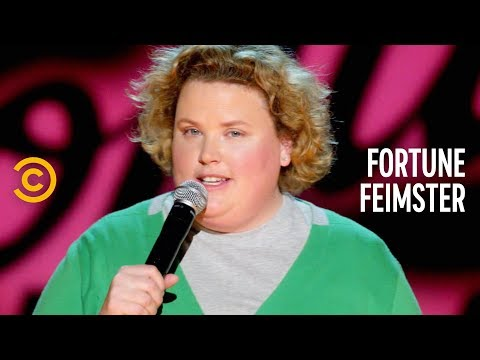 "Fortune Feimster: ""I Would Be a Tuesday Night Stripper"""