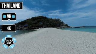 360° VR 5.7K & Ambisonic Audio | Ko Nang Yuan | Thailand