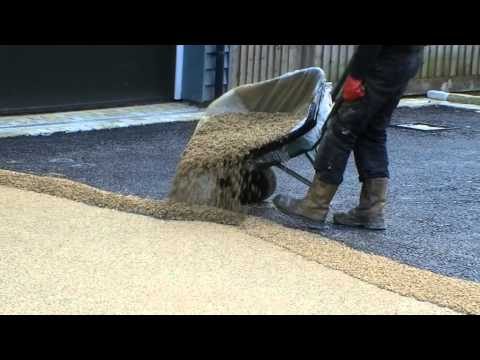 SureSet Permeable Paving - Resin Bound vs Loose Gravel