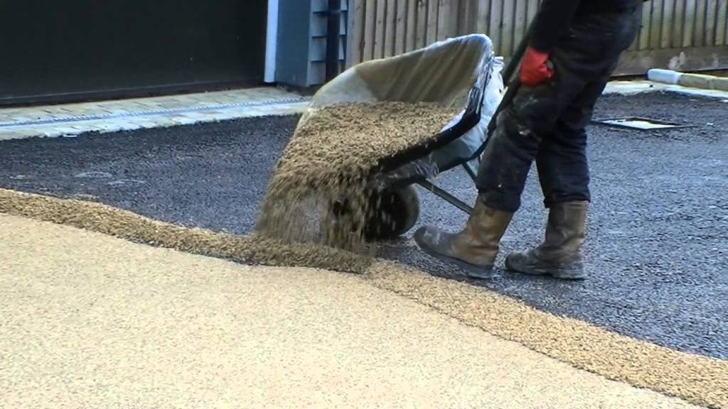 Sureset Permeable Paving Resin Bound Vs Loose Gravel