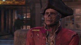 Fallout 4 - Hancock Misc quest Confronting Bobbi