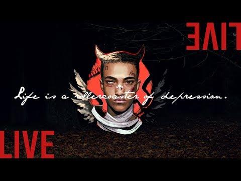 XXXTENTACION 24/7     LIVESTREAM + DOWNLOAD ALL X SONGS
