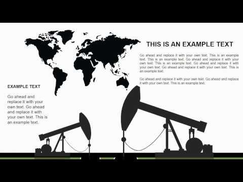 OIL PowerPoint Diagrams