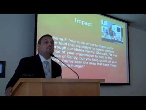 Carlos Rodriguez keynote at TSFF Collaboration in Disaster