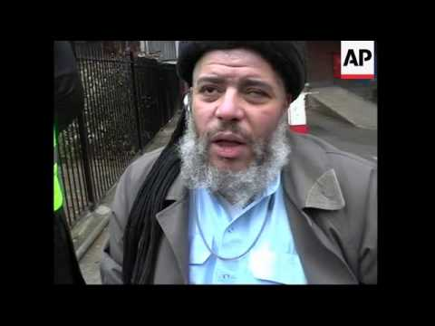 Radical Cleric Says Al Qaida Not Involved In Bombings