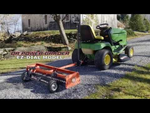 Low Price Power Grader with EZ Dial - YouTube
