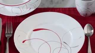 Corelle - Impressions Splendor 16 Piece Dinnerware Set