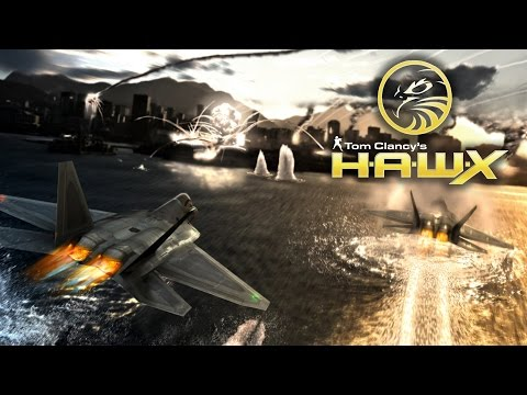 Tom Clancy's H.A.W.X. Full campaign