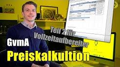 Geld verdienen mit Autopflege | Preiskalkulation TEIL 2 | Excel Tabelle zum free Download !