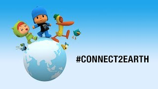 Pocoyo Earth Hour 2018: #Connect2Earth