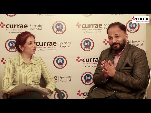 What Is Frozen Shoulder, It's Symptoms and It's Treatment? - Dr. Shailendra Patil | Currae Hospital