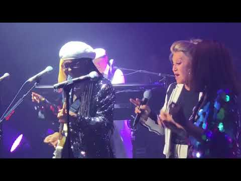 Nile Rodgers & CHIC w/ Sheila