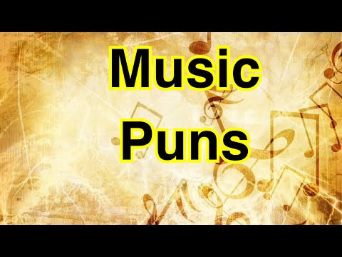 Music Puns