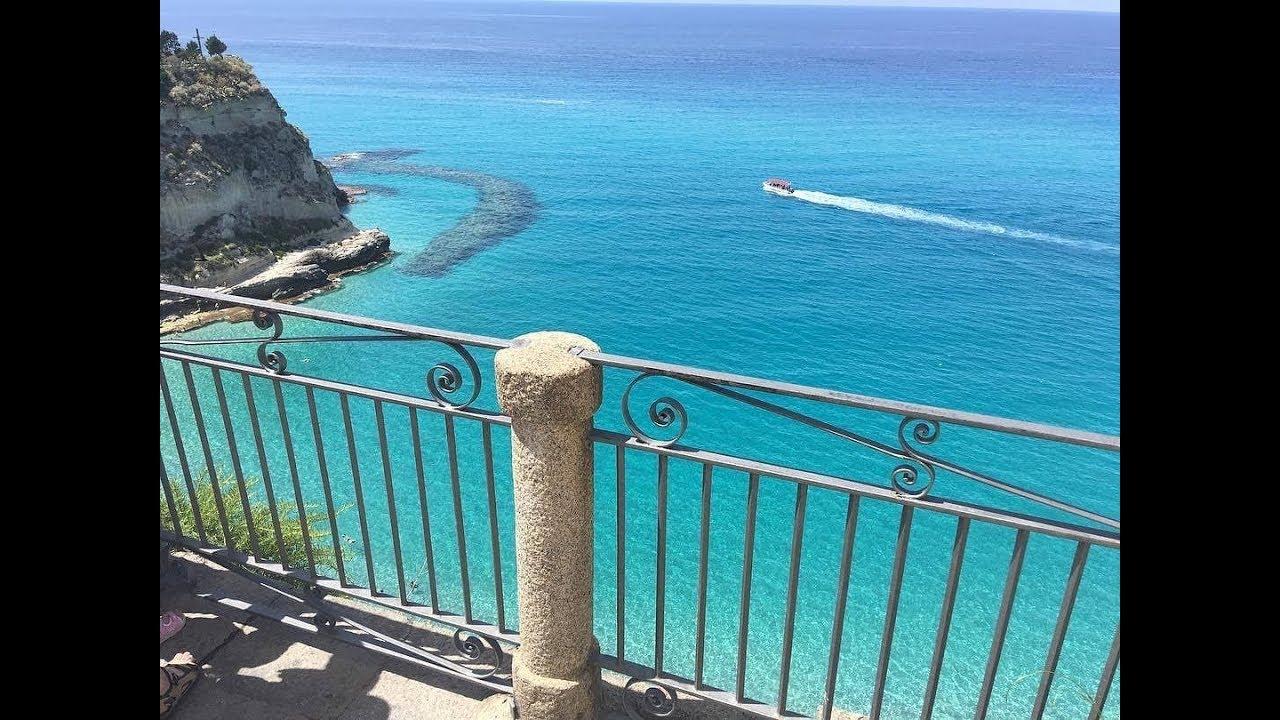 La Terrazza Di Tropea Il Belvedere Sul Mare Più Bello Del Mondo
