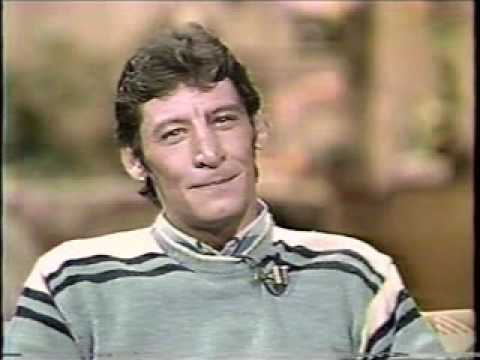 Jim Varney  Good Morning America Joan Lunden Int. 1984