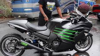 New Bike Reveal!! 2015 Kawasaki Ninja ZX14R!!