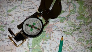 Карта. Компас. Ориентиры. Ориентирование на местности с картой и компасом
