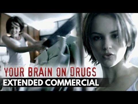 90's 'This is Your Brain on Drugs' Commercial – Extended Cut