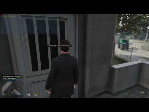Fivem house robbery more then one house credit 99kr