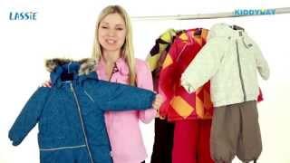 Lassie комбинезоны, комплекты, куртки - обзор