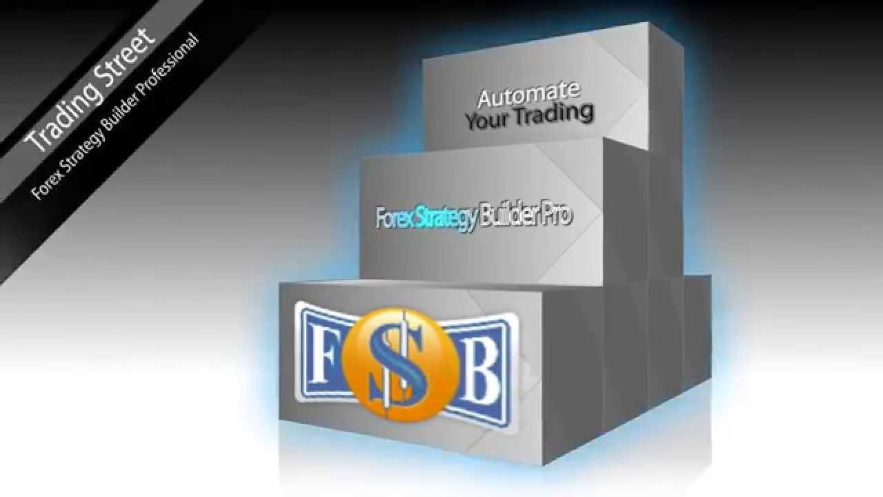 Forex strategy builder software