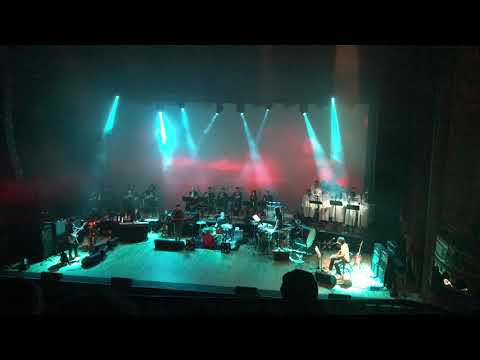 Spiritualized ' Damaged ' live @ Orpheum Theatre Los Angeles October 16 2018