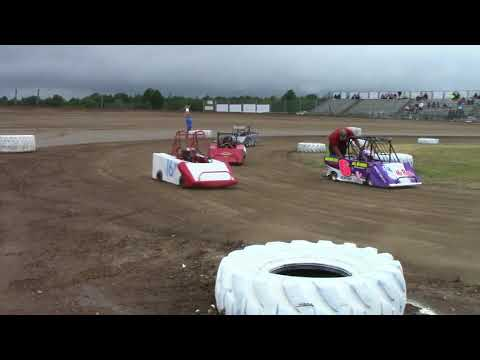 mini wedge heat 06 23 18 merritt speedway
