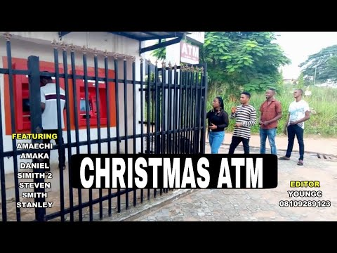 CHRISTMAS ATM (Mark Angel Comedy) (Episode 189)