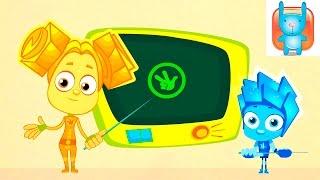 Фиксики и кабельный салат - Обзор развивающие игры для детей про Фиксиков