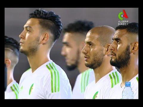 المقابلة كاملة  : الجزائر x غينيا * Algeria - Guinea 