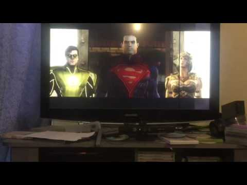 Hahaha someone hit the punch line #4 injustice gods among us