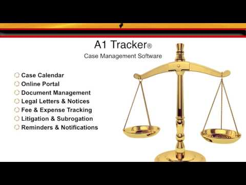 Case Management Software by A1 Tracker