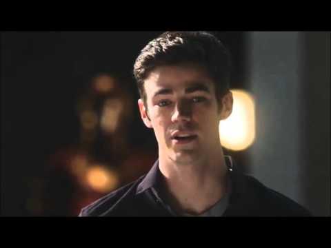 The Flash 2x15 Ending Barry Allen