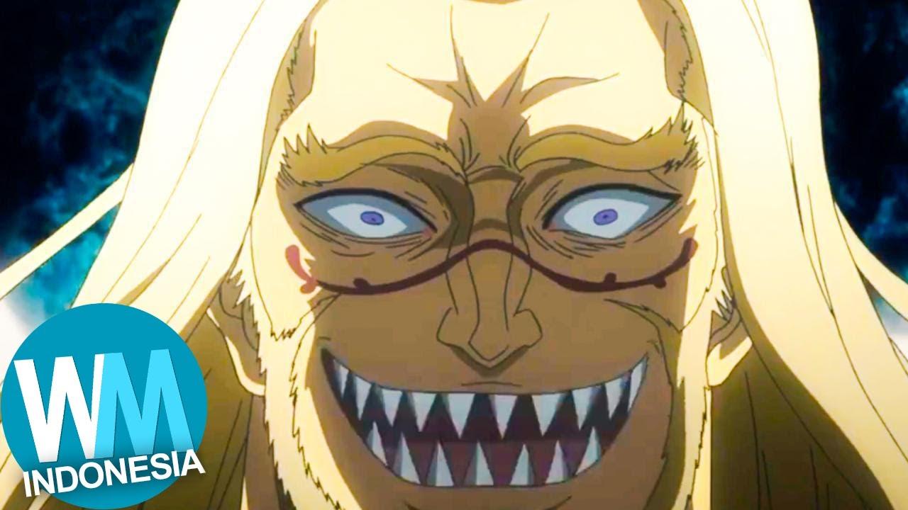 10 Momen Dimana Penjahat Anime Sudah Keterlaluan