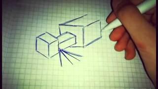 Рисуем Паука/Draw Spider(С помощью этого видео вы научитесь рисовать Паука из игры Minecraft. Надеюсь вам пригодится!, 2015-06-08T04:58:12.000Z)