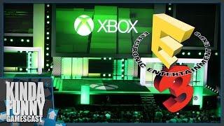 Microsoft E3 Predictions! - Kinda Funny Gamescast Ep. 23 (Pt. 2)