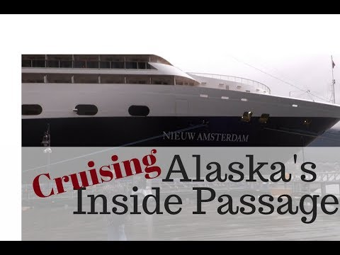 Cruising Alaska's Inside Passage ~ Holland America MS Nieuw Amsterdam ~ Day 1