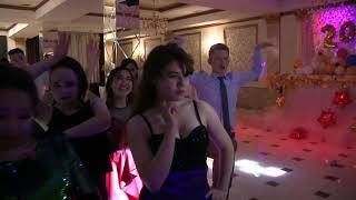 Супер Танец  выпускников школы -гимназии  N 6 г. Кара-Балта 2018 г.