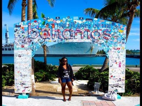 Birthday in Bahamas
