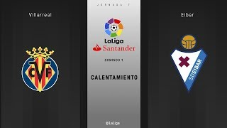 Video Gol Pertandingan Villarreal vs Eibar