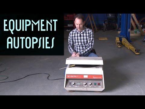 Centrifuge: Equipment Autopsy #89