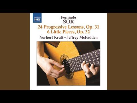 24 Progressive Lessons, Op. 31: Study No. 1 In C Major