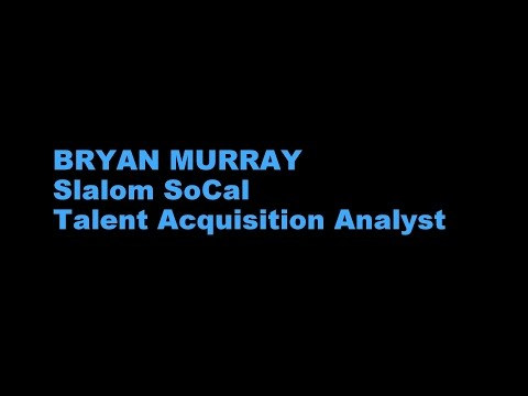 Bryan Murray - Slalom Consulting