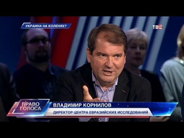 Право голоса: Украина на коленях?