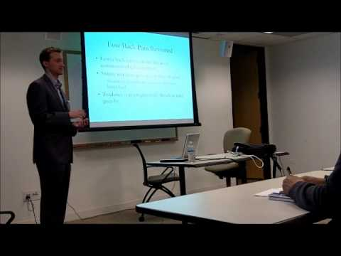 Chicago Spine And Joint Care - Office Biomechanics Part 1